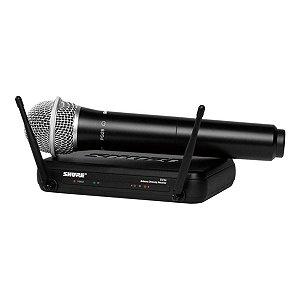 Microfone Sem Fio Shure SVX24BR/PG28-J9