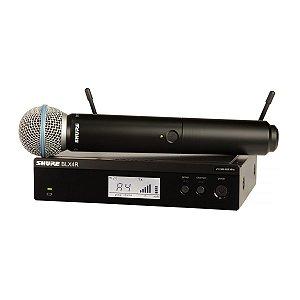 Microfone Sem Fio Shure BLX24BR/B58-J10