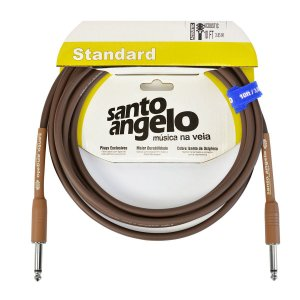 Cabo Santo Angelo Acoustic Cable 20Ft 6,10Mt p/ Violao