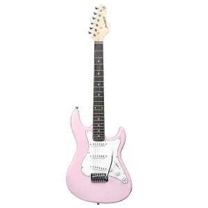 Guitarra Strinberg EGS216 / Stratocaster / Rosa