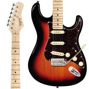 Guitarra Tagima T-635 / Stratocaster/ Sunburst / 3 Single Coil / Série Classic