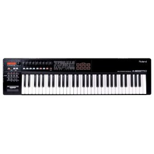 Teclado Controlador Roland A-800PRO-R / 61 Teclas / MIDI/USB