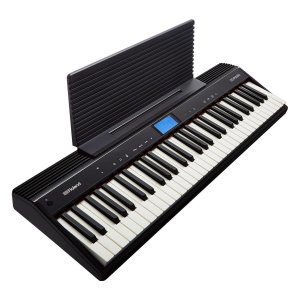 Piano Digital Roland GO:PIANO GO-61P / 5 Oitavas / 61 teclas / Bluetooth