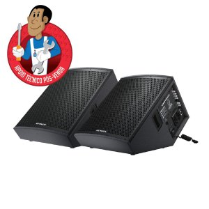 Caixa Attack VRM 1230 A Ativa 300W + VRM 1220 Passiva 200w