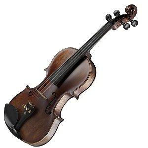 Violino Dominante 4/4 Concert Profissional c/ Tampo e Fundo Macico