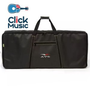 Capa AVS Executive p/ Piano Digital Preto