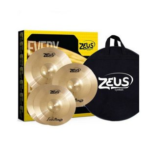 Kit De Pratos Zeus Explosion Set C 14/16/20