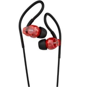 Fone Vokal E20 In Ear Vermelho Intrauricular
