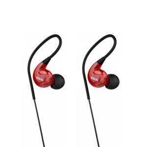 Fone Vokal E40 In Ear Vermelho Intrauricular