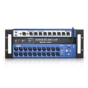 Mesa Digital Soundcraft UI24r  UI-24R 24 Canais