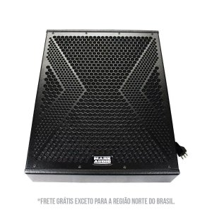 Caixa Monitor Mark Audio MMK12P Passivo AF12 300W
