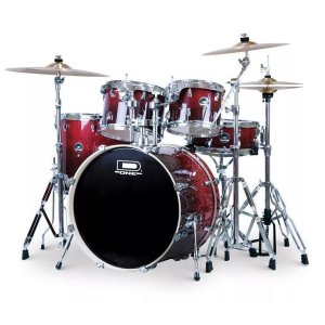 Bateria D One Street DS20NW Natural Vinho Bumbo 20
