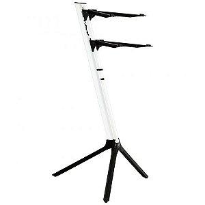 Suporte Stay Slim 1100/02 Aluminio Branco