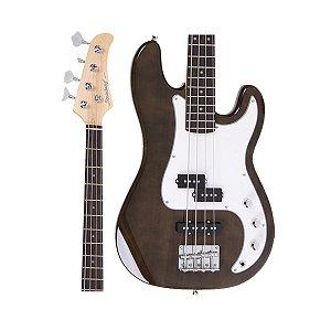 Baixo Strinberg PBS-50 TBK Precision Bass Preto Translucido 4 Cordas Passivo