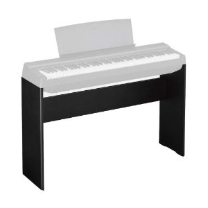 Estante Yamaha L-121B//Y Preta p/ Piano Digital P-121B