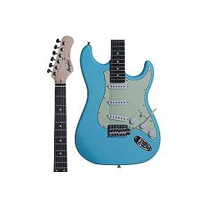 Guitarra Memphis MG-30 SBLS Azul Fosco MG30