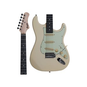 Guitarra Memphis MG-30 OWS Branco Fosco MG30