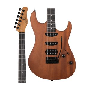 Guitarra Tagima Classic Stella NTS DF Escala Escura Mahogany Fosco