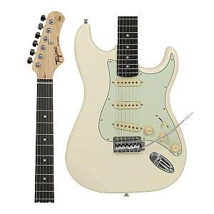 Guitarra Tagima Woodstock TG-500 OWH Branco Olimpico TG500