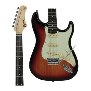 Guitarra Tagima Stratocaster Woodstock TG-500 SB Sunburst TG500