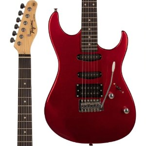 Guitarra Tagima Stratocaster Woodstock TG-510 CA Vinho TG510
