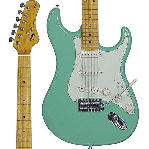 Guitarra Tagima Stratocaster Tg530 Sg Verde Vintage Tg-530