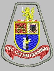 BRASÃO COMANDO DE POLICIAMENTO DA CAPITAL (CPC CEL PM HERMÍNIO) POLÍCIA MILITAR