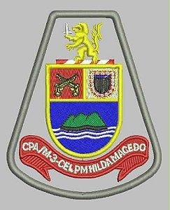 BRASÃO CPA/M-3 - Comando de Policiamento de Área Região Três - Zona Norte