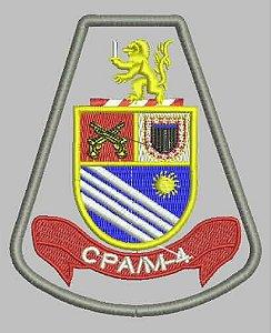 BRASÃO CPA/M-4 - Comando de Policiamento de Área Região Quatro - Zona Leste (extremo)