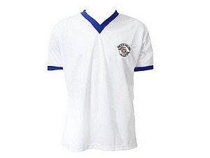 Camiseta Malha Pique Gola V PMESP C/ QRA