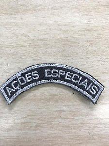 LISTEL AÇÕES ESPECIAIS PMESP