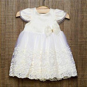 Vestido bebê Ana Clara - Beth Bebê
