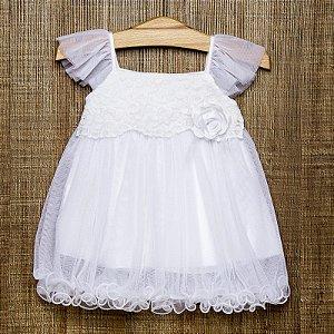 Vestido bebê Ana Julia - Beth Bebê