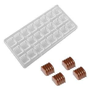 Forma Molde Para Bombons Chocolate Confeitaria