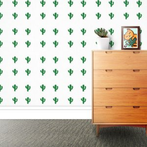 Adesivo Tumblr Cactus