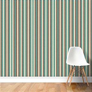 Papel de Parede Adesivo Stripe Linen