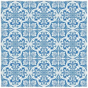 Adesivo Azulejo Lisboa