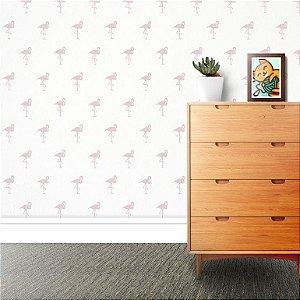 Adesivo Tumblr Flamingo
