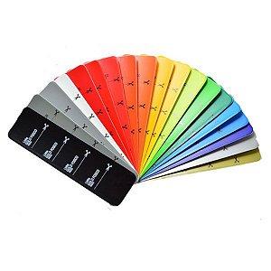 Adesivo Colorido Fosco