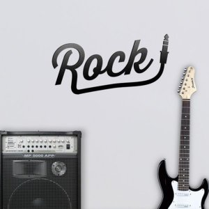 Adesivo Decorativo Rock