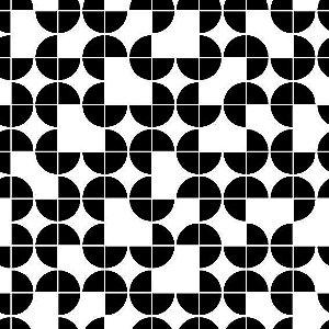 Papel de Parede Adesivo Geometric