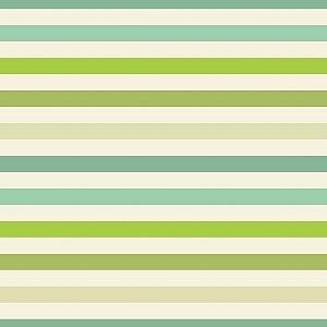 """Papel de Parede Adesivo """"Pinstripe Green"""""""