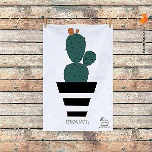 """Pano de Prato """"Cactus I"""""""