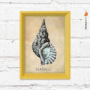 "Quadro Decorativo ""Seashell"""