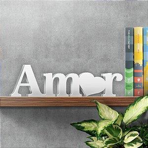 Palavra Decorativa Amor
