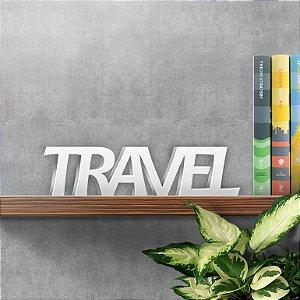 Palavra Decorativa Travel