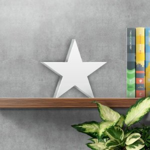 Símbolo Decorativo Estrela