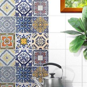 Adesivo Azulejo Florença