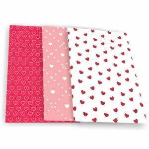 "Adesivo Decor A3 ""Love Pink"""
