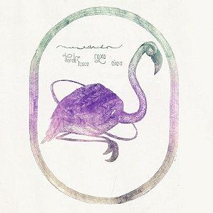 Musa Híbrida - Verde Fosco Roxo Cinza (CD)